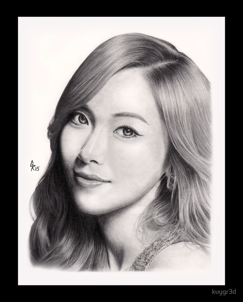 Girls' Generation Jessica Jung by kuygr3d