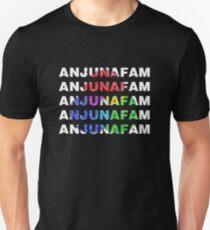 ANJUNAFAM Text Spread Unisex T-Shirt