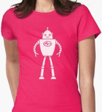 Robot Women's Fitted T-Shirt