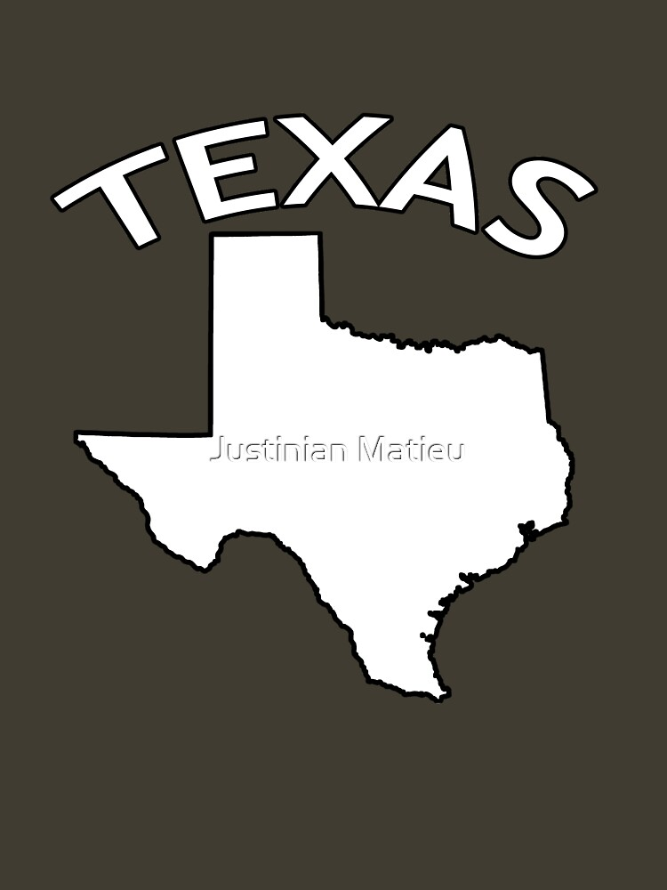 Best State Texas by Matucho