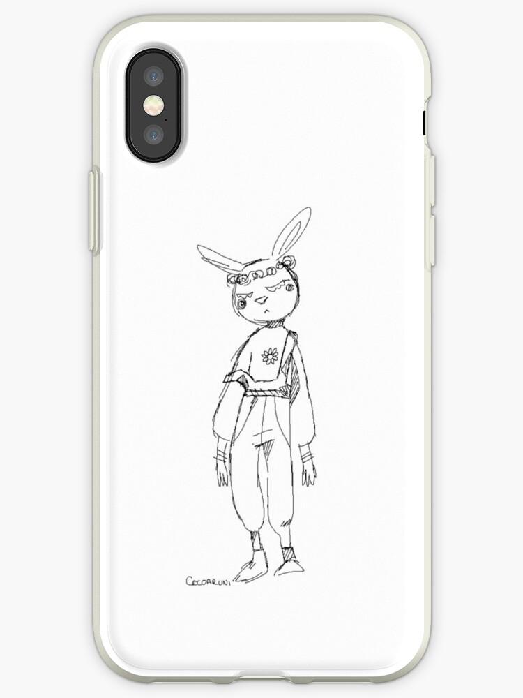 Calm bunny  by cocoaruni