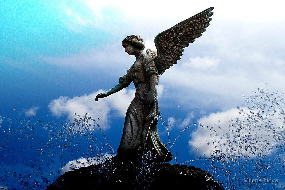 Angel's Love by Milena Ilieva