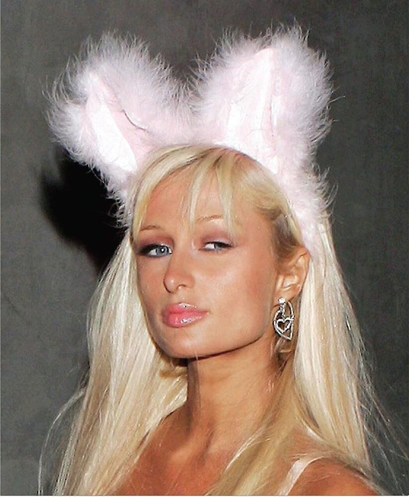 Paris Hilton by macygettles