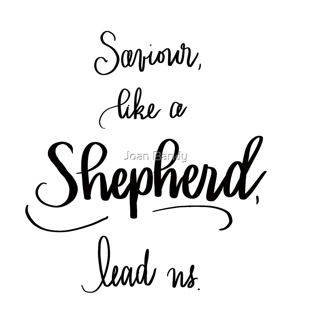 Shepherd by Joan Bandy