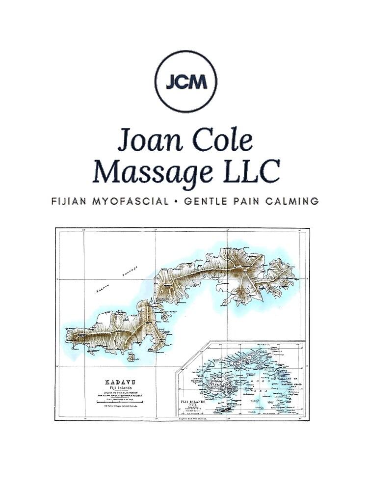 Joan Cole Massage - Fiji by lelandra