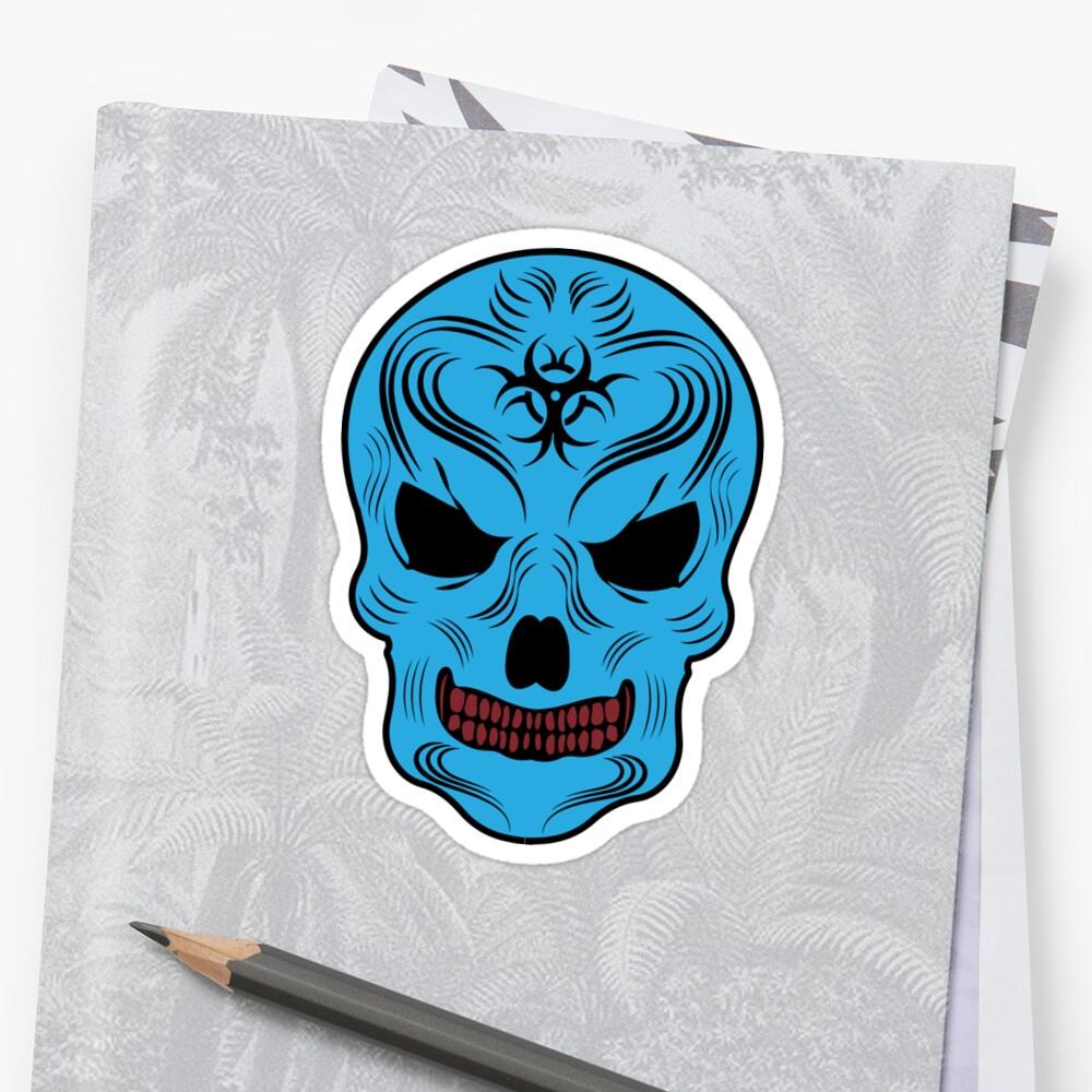 Skull by Melcu