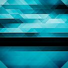 Abstract triangular design by Stars and Codes