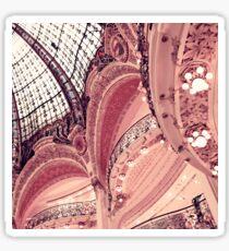 Paris Pink Lafayette Ceiling  Sticker