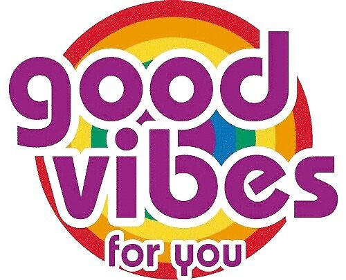 Good Vibes For You by kathumphrey