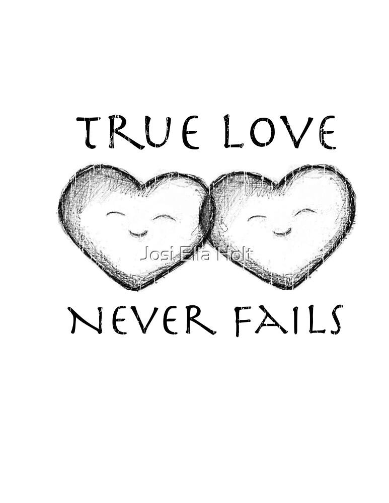 True Love Never Fails by Paul Holt