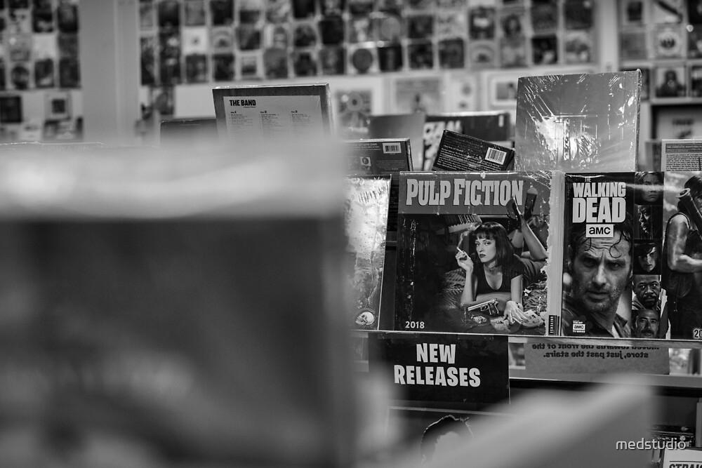Pulp Fiction by medstudio