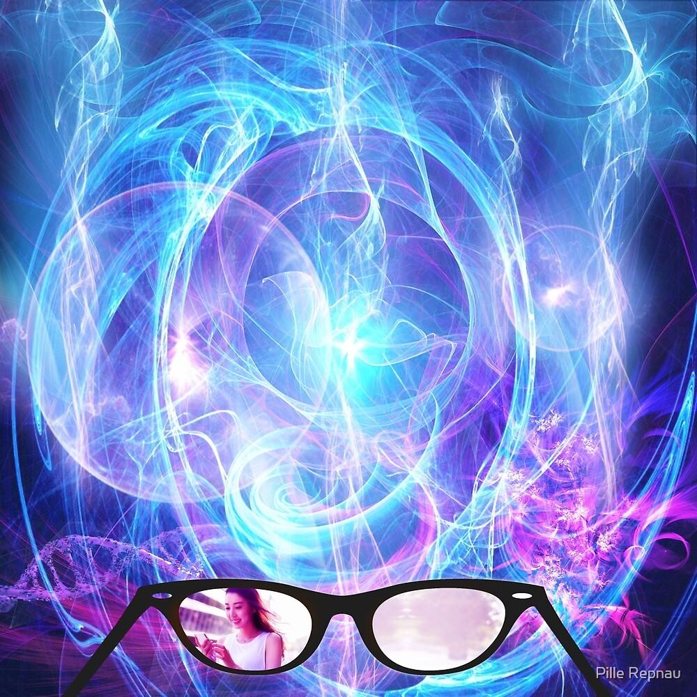 Interpretation Glasses by Pille Repnau