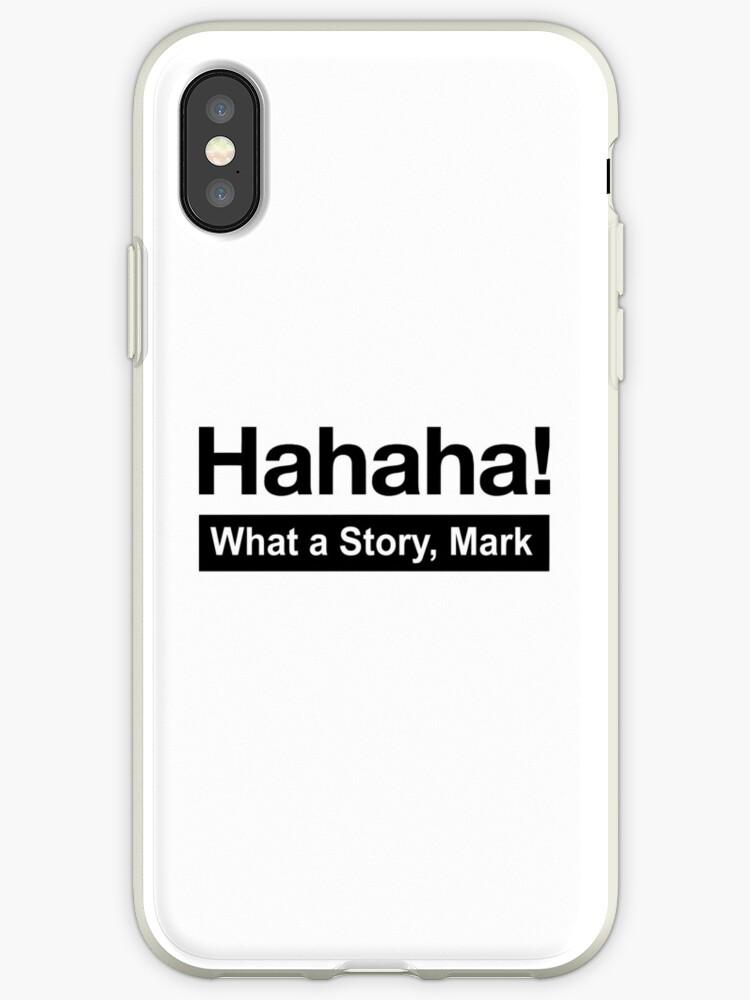 Hahaha! What a Story, Mark. by AmeliaLenard