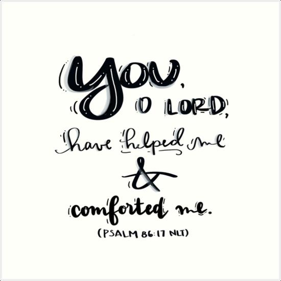 Help & Comfort by Joan Bandy