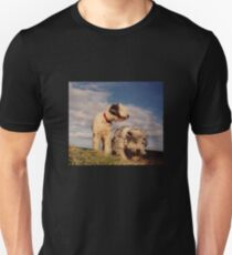 Windswept Sheepdogs Unisex T-Shirt