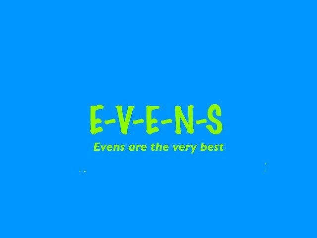 Evenline by handlebarzzz