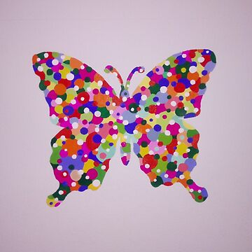 Abstract Butterflies 2 by brooke1312