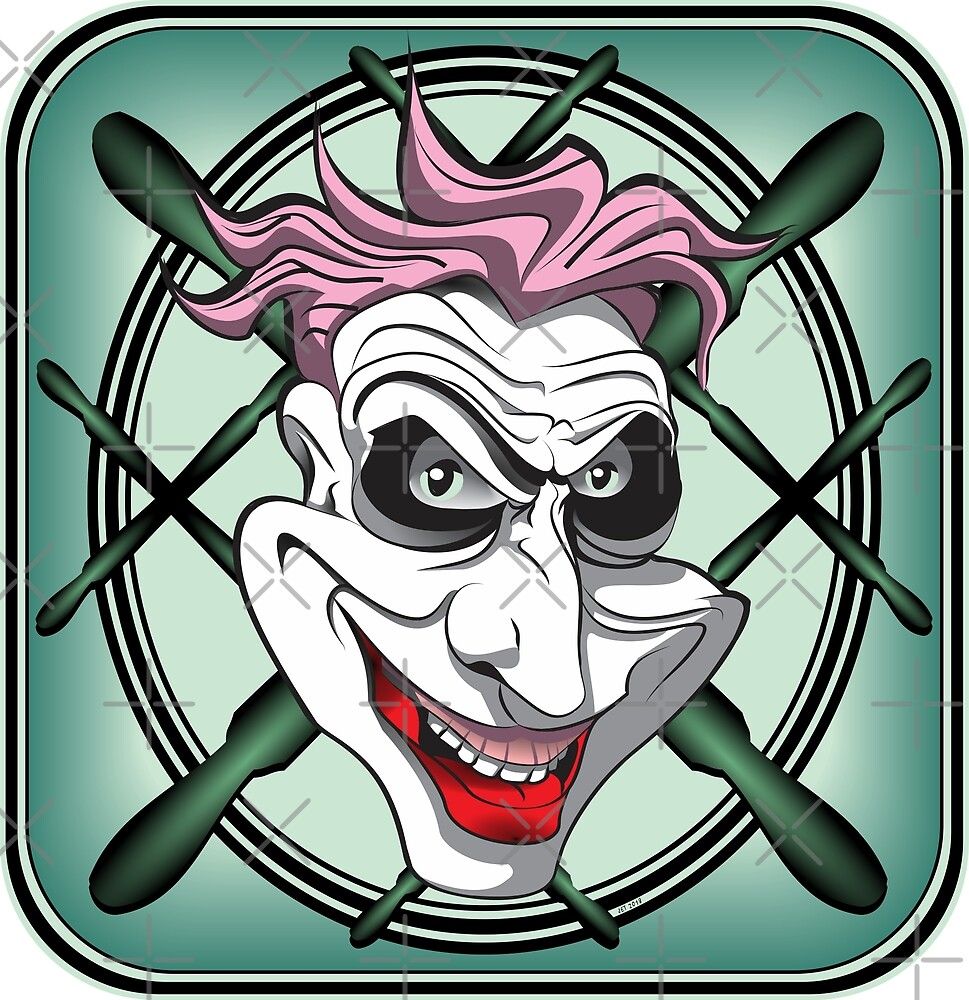 JOKERS WILD and READY - #4 by MontanaJack