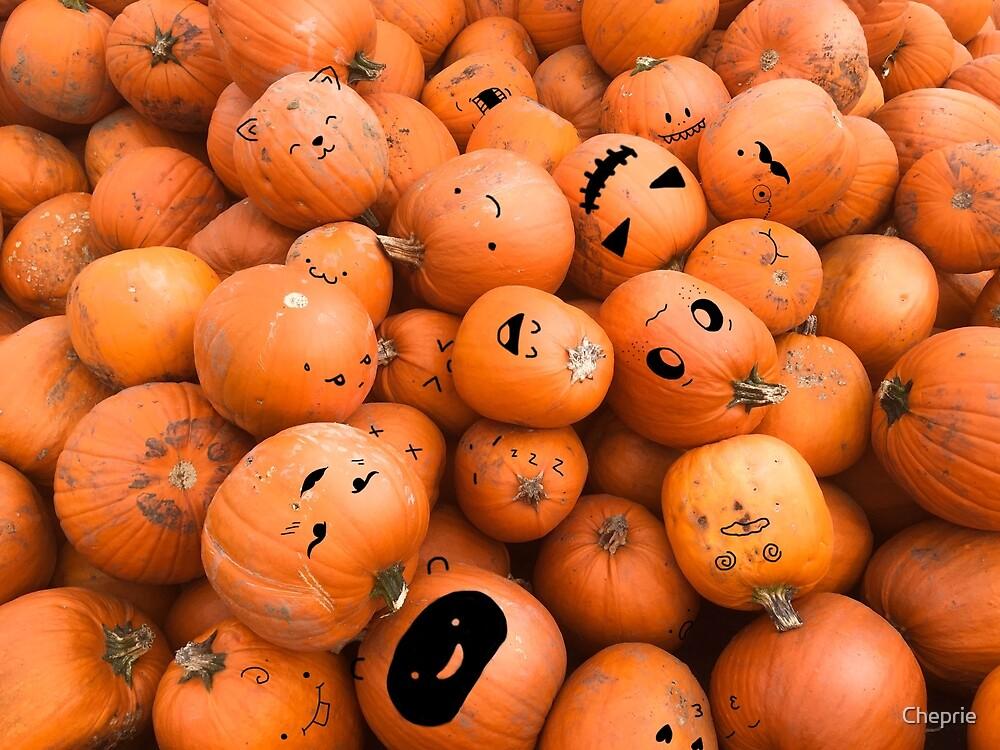 Pumpkin by Cheprie