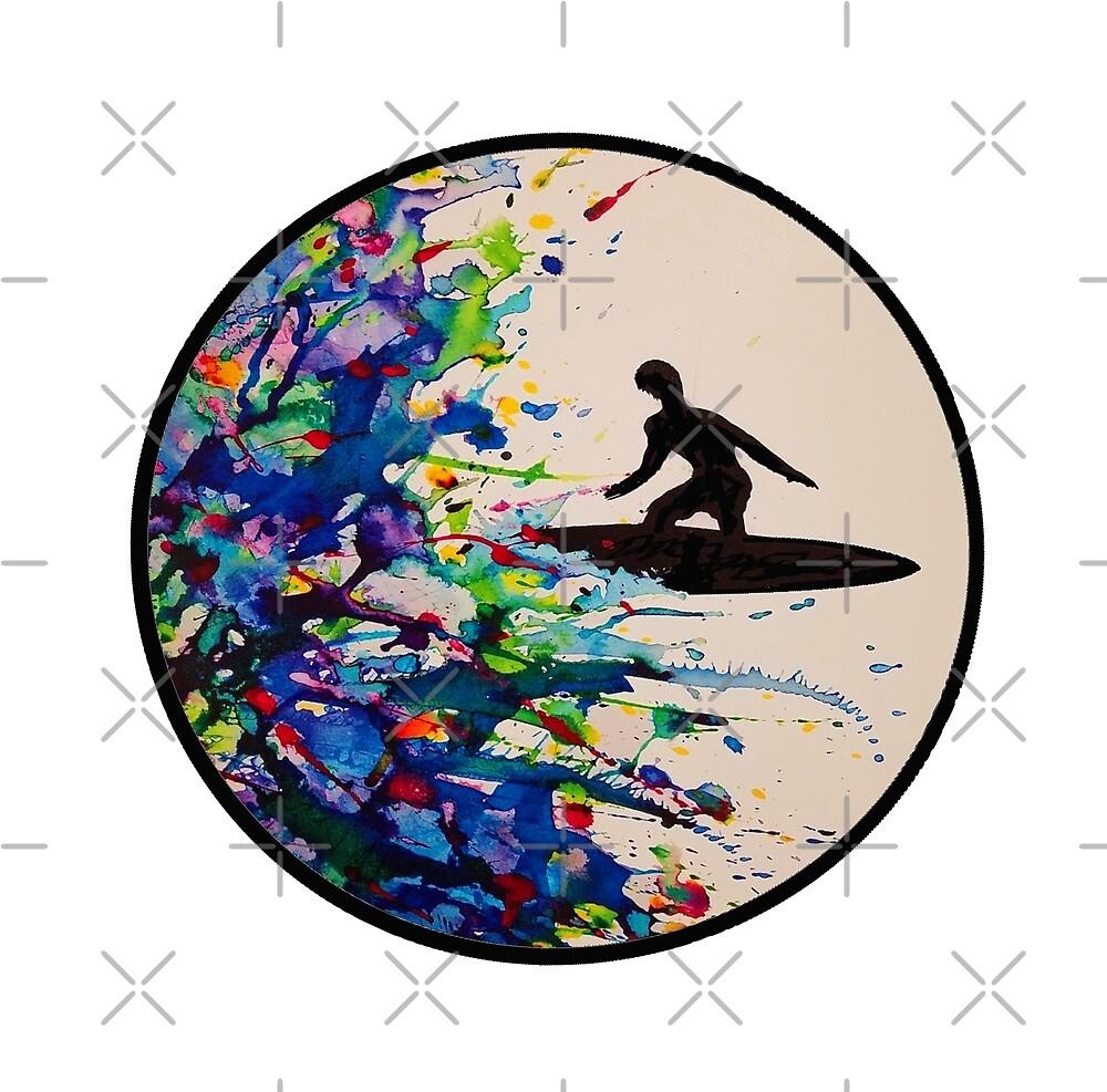 Explosive Surf by NINUNO