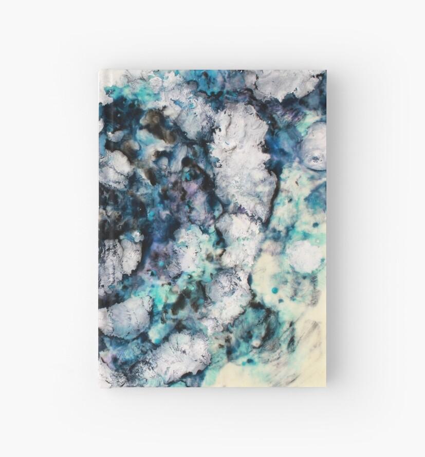 Ocean - Abstract Art by KelseyGarland