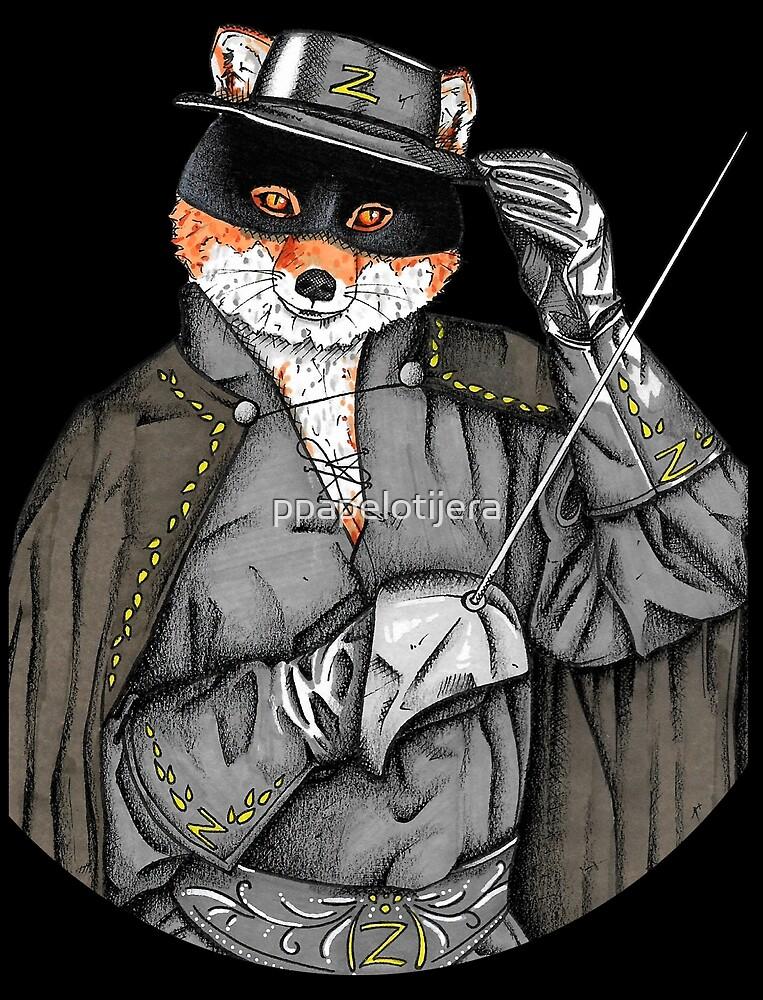 The Fox by ppapelotijera