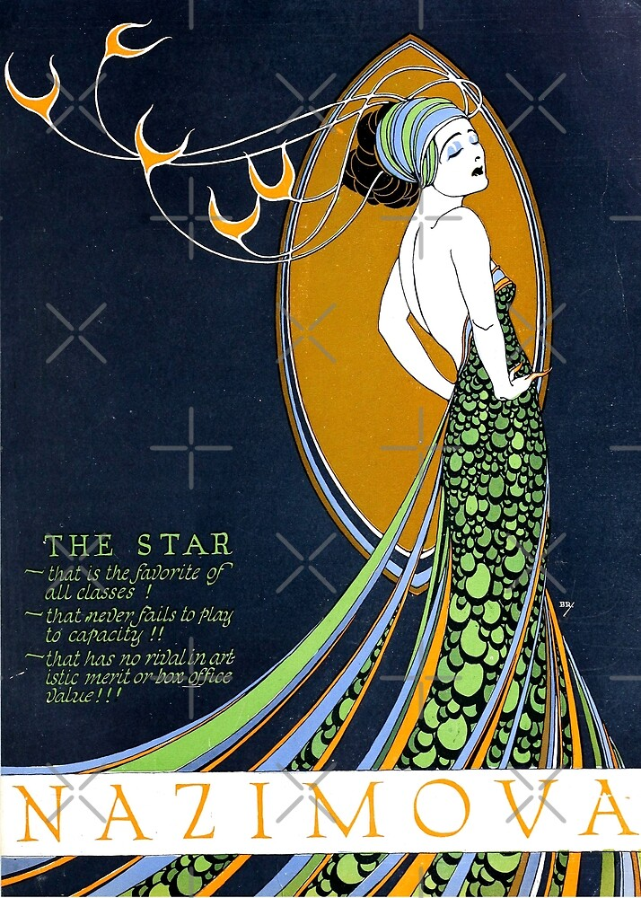 Nazimova / 326825 by Star-search