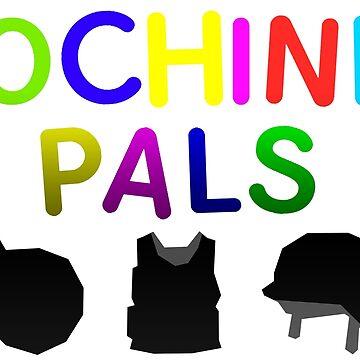 Pochinki Pals by TheBenjo
