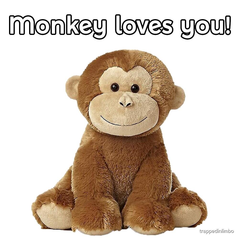 Monkey Loves You! (Black Mirror S4E6 Black Museum) by Very BrandOn