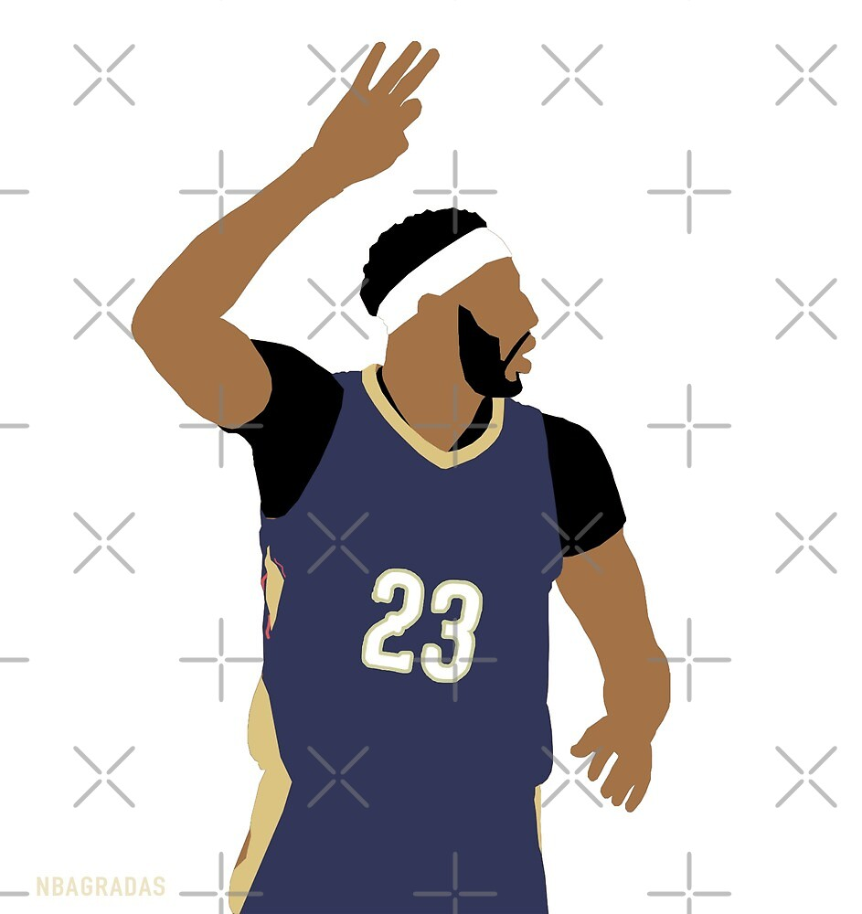 Anthony Davis The Brow by nbagradas