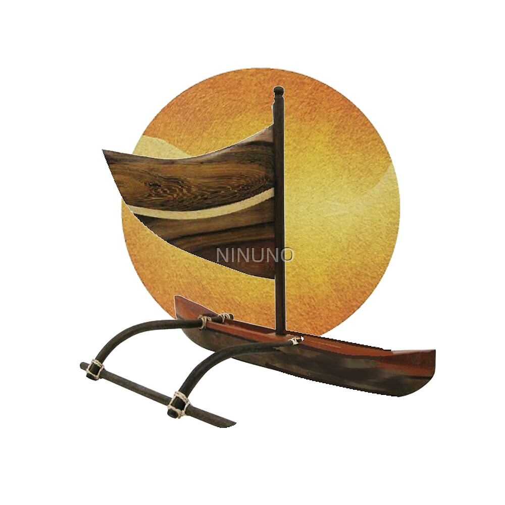 Ancient Outrigger by NINUNO