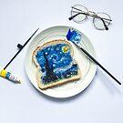 Vincent van Toast by Cheprie