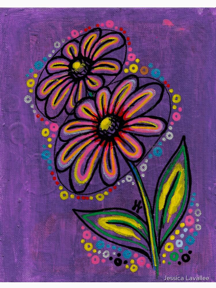 """""""Glow Violet"""" by JLavallee-Art"""