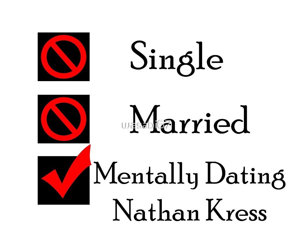 Mentally Dating Nathan Kress by wasabi67