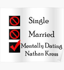 Mentally Dating Nathan Kress Poster