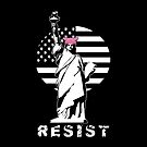 Lady Liberty Pink Protest by EthosWear