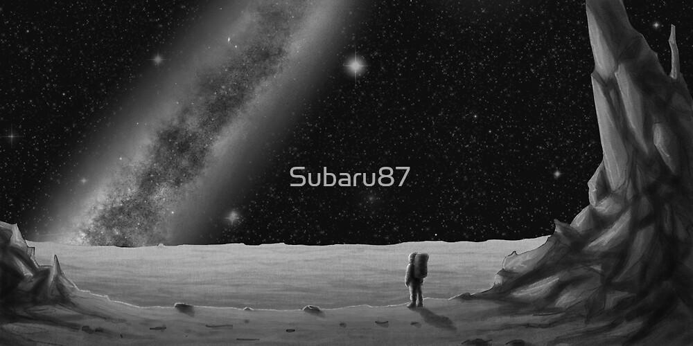 Breathtaking Space View by Subaru87