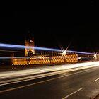 Westminster Bridge at Night by Seller2018KF