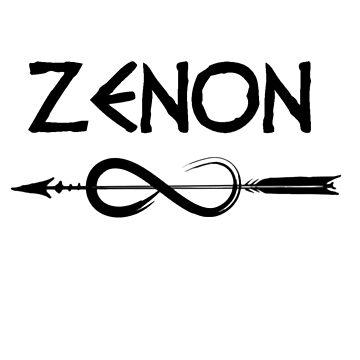 Paradox of Zenon - Zenon's Paradox by Orata