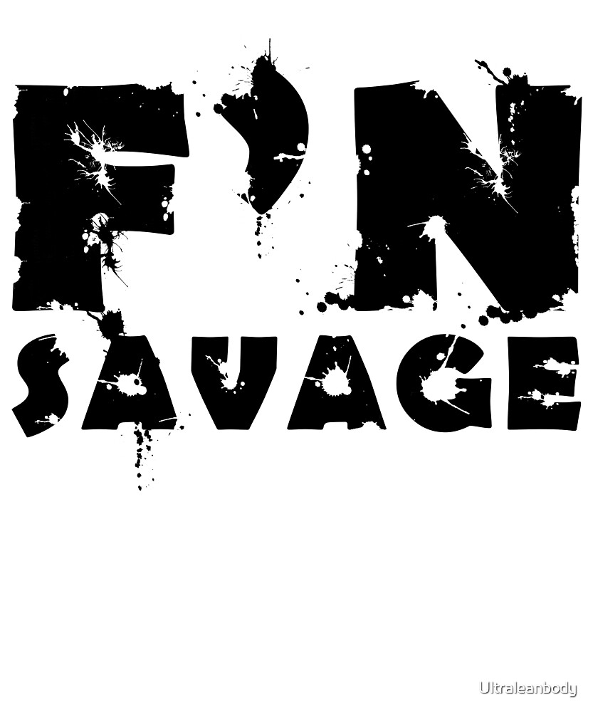 SAVAGE by Ultraleanbody