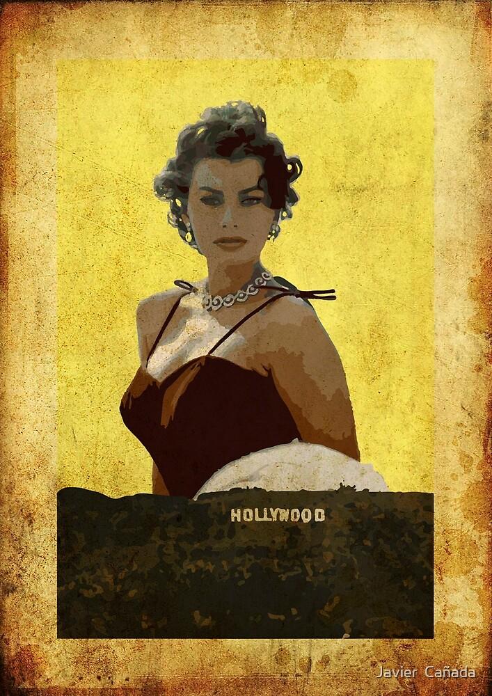 Sophia Hollywood by Javier  Cañada