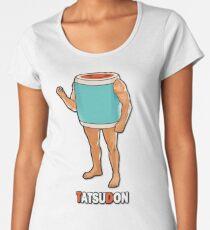 Tatsudon - Tekken 7 Women's Premium T-Shirt