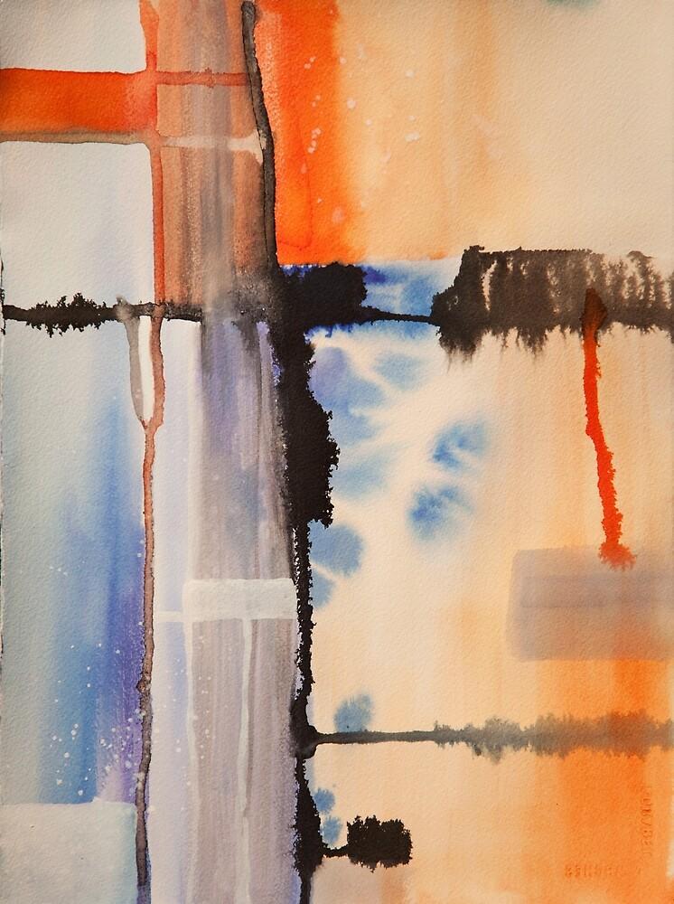 Water Color NoA7 by Studio Vameer