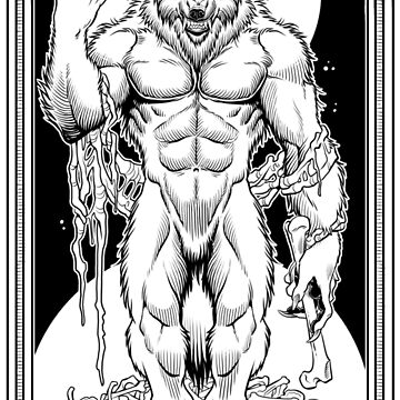 Lycanthropus by HKLuterman