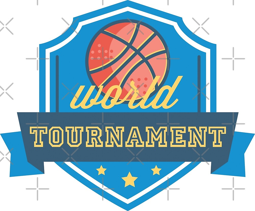 World Tournament Basketball by Digital50