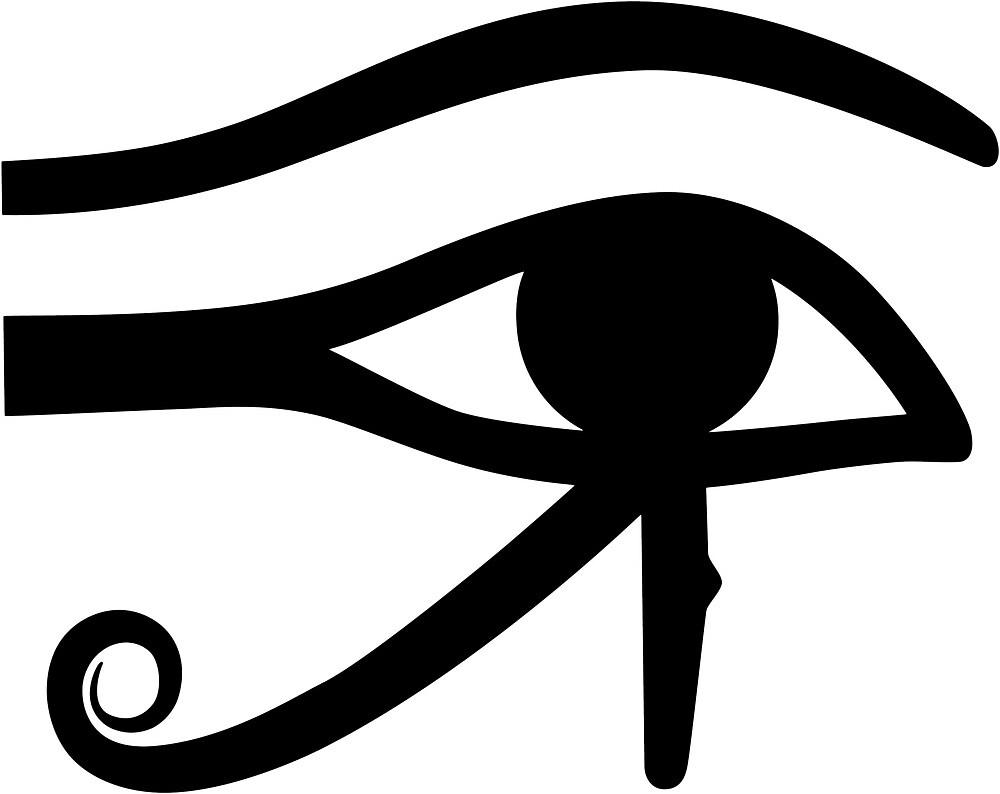 eye of horus by leviathancold