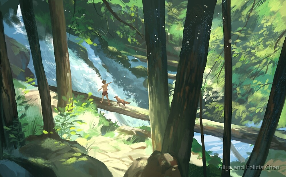 On Your Own by Aliya and Felicia Chen