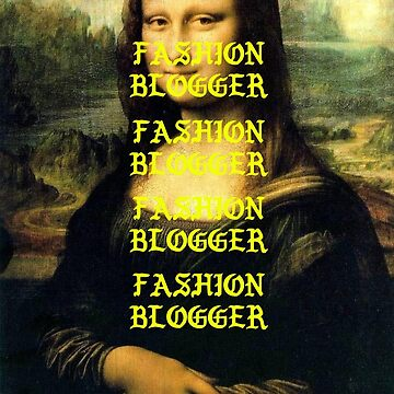 FIRST FASHION BLOGGER - streetwear by 72-CULTURE
