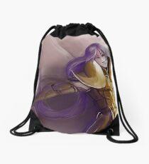 Saint seiya Aries Mu  Drawstring Bag
