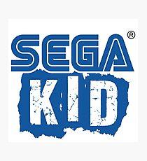 Sega Photographic Print